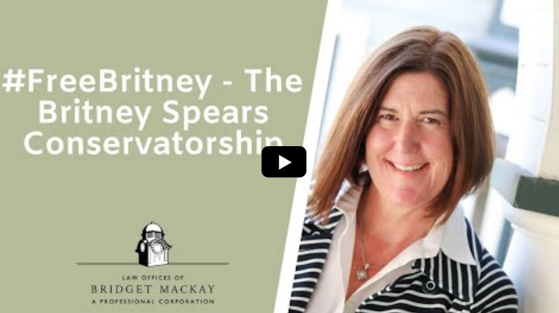 video titled freebritney - the britney spears conservatorship